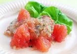豚肉のグレープフルーツ風味