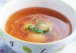 うずら卵とはるさめのスープ
