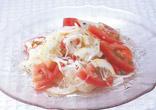 トマトのマリネサラダ