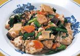 中国風いり豆腐