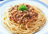 中国風ミートソーススパゲティ