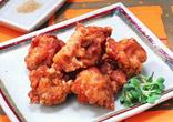 鶏肉中国風から揚げ