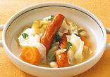 きゃべつのスープ煮