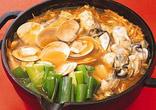 海鮮キムチ鍋