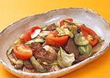 野菜たっぷり焼肉
