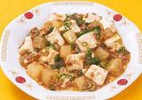 冬瓜入りマーボー豆腐