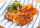 鮭のコーンフレーク焼き