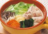 洋風豆乳鍋