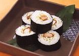 トンカツ巻寿司