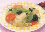春野菜のバター蒸し