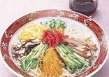 野菜たっぷり冷やし中華