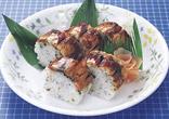うなぎのラップ寿司