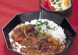 フライパンでつくる本格カレー