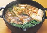たらのキムチ鍋
