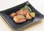 鶏の山椒グリル