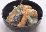 海鮮ごま天丼
