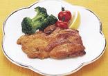 鶏肉のペッパーステーキ