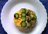 鯉のぼりご飯