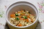 たまねぎとミンチの味噌炒め煮