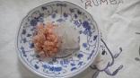 大根と鮭の刻み煮