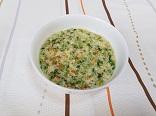 レタスと高野豆腐のとろみ煮