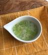 きゃべつと麩のスープ